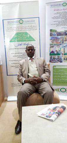 د. البكاي عبد المالك عضو المجلس